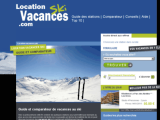 LocationVacancesSki.com : guide et comparateur de vacances